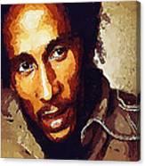 Rastafari Canvas Print