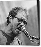 Musicians Warren Zevon Canvas Print