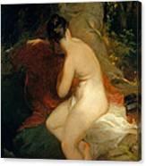 Musidora Canvas Print