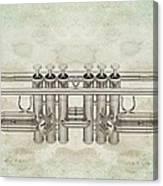 Musikalis - D01a Canvas Print