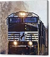 Mustang 7699 Canvas Print