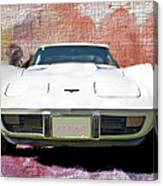 My Baby - Featured In Vehicle Enthusiasts Group Canvas Print
