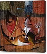 My Bosch 3 Canvas Print