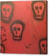 Devil At Large Canvas Print