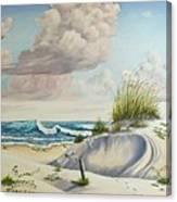 My Favorite Beach II Canvas Print
