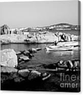 My Greek Oasis Canvas Print