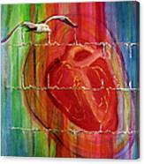 My Hearts  Echo Canvas Print