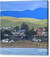 My Hometown Canvas Print