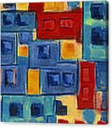 My Jazz N Blues 2 Canvas Print