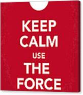 My Keep Calm Star Wars - Rebel Alliance-poster Canvas Print