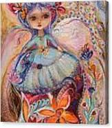 My Little Fairy Malvina Canvas Print