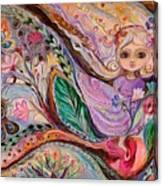 My Little Fairy Nicole Canvas Print