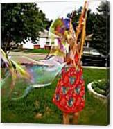 My Rainbow  Dreams Canvas Print