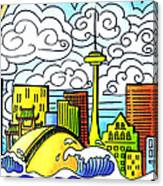 My Toronto Canvas Print