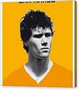 My Van Basten Soccer Legend Poster Canvas Print