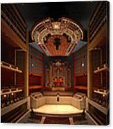 Myerson Symphony Center Auditorium - Dallas Canvas Print