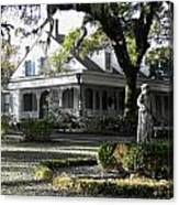 Myrtles Plantation Canvas Print