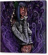 Mysterious Raine Canvas Print