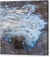 Mysterious Wave Canvas Print