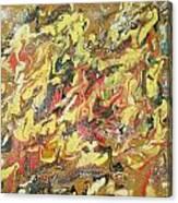 Mystery 6 Canvas Print
