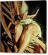 Mystery Novel Canvas Print