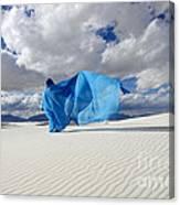 Mystic Blue 11 Canvas Print