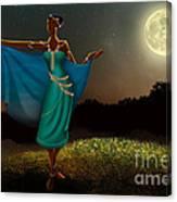 Mystic Moonlight V1 Canvas Print