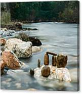 Mystic River I Canvas Print