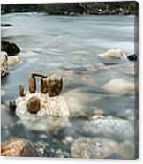 Mystic River II Canvas Print