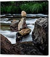 Mystic River S2 Viii Canvas Print