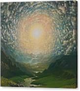 Mystic Valley Canvas Print