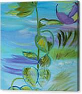 Mystical Moods Canvas Print