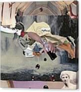Mythical Canvas Print