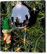 N Y C Ornament Canvas Print