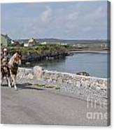 Na Hiostain Inis Mor Canvas Print