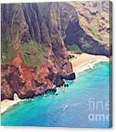 Na Pali Coast Canvas Print