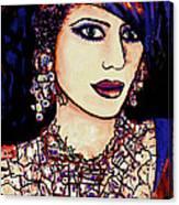 Nadira Canvas Print