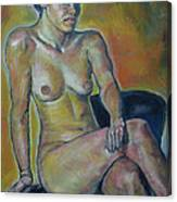 Naked Suri 1 Canvas Print