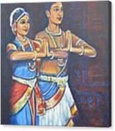 Namaskaaramu Canvas Print