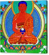 Namo Amitabha Buddha 16 Canvas Print