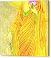 Namo Amitabha Buddha  31 Canvas Print