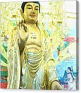 Namo Amitabha Buddha T 37 Canvas Print
