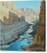 Nankoweap Canyon Canvas Print