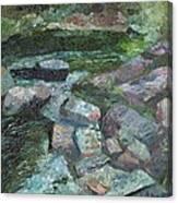 Nantahala Falls Canvas Print