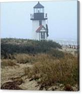 Nantucket Brant Point Light Canvas Print