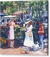 Nantucket Main Canvas Print