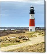 Nantucket's Sankaty Head Light Canvas Print