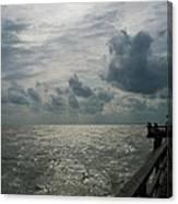 Naples Pier Canvas Print