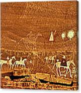 Narbona Expedition Canvas Print