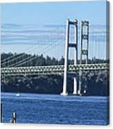 Narrows Bridge IIi Canvas Print